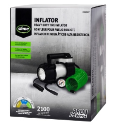 Slime® 12V Heavy Duty Tire Inflator - 42007